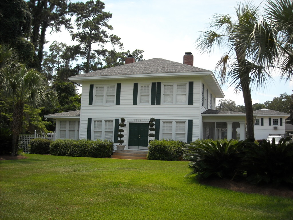 Peters House