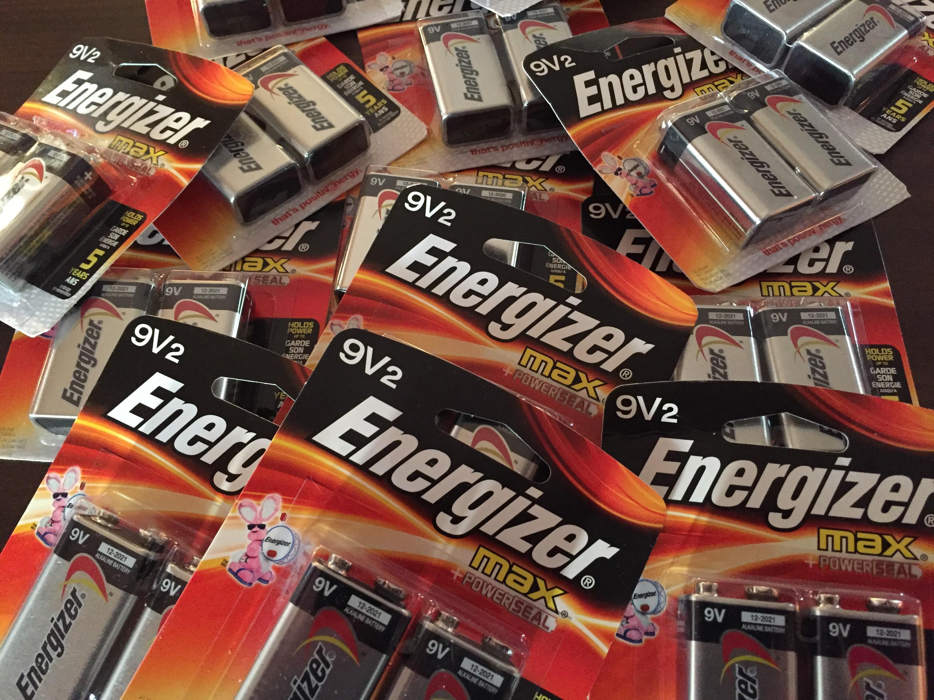 Free Batteries for Smoke Detectors