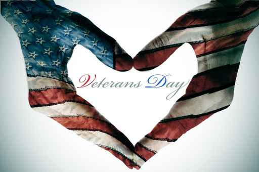 Our Veterans, We Thank You!