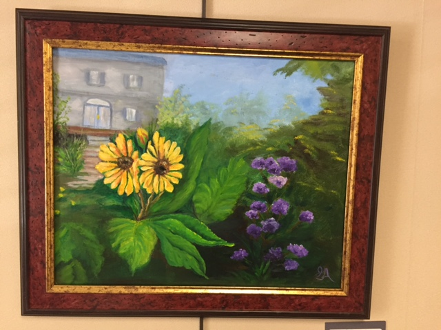 Monday Challenge – Pick the local artist