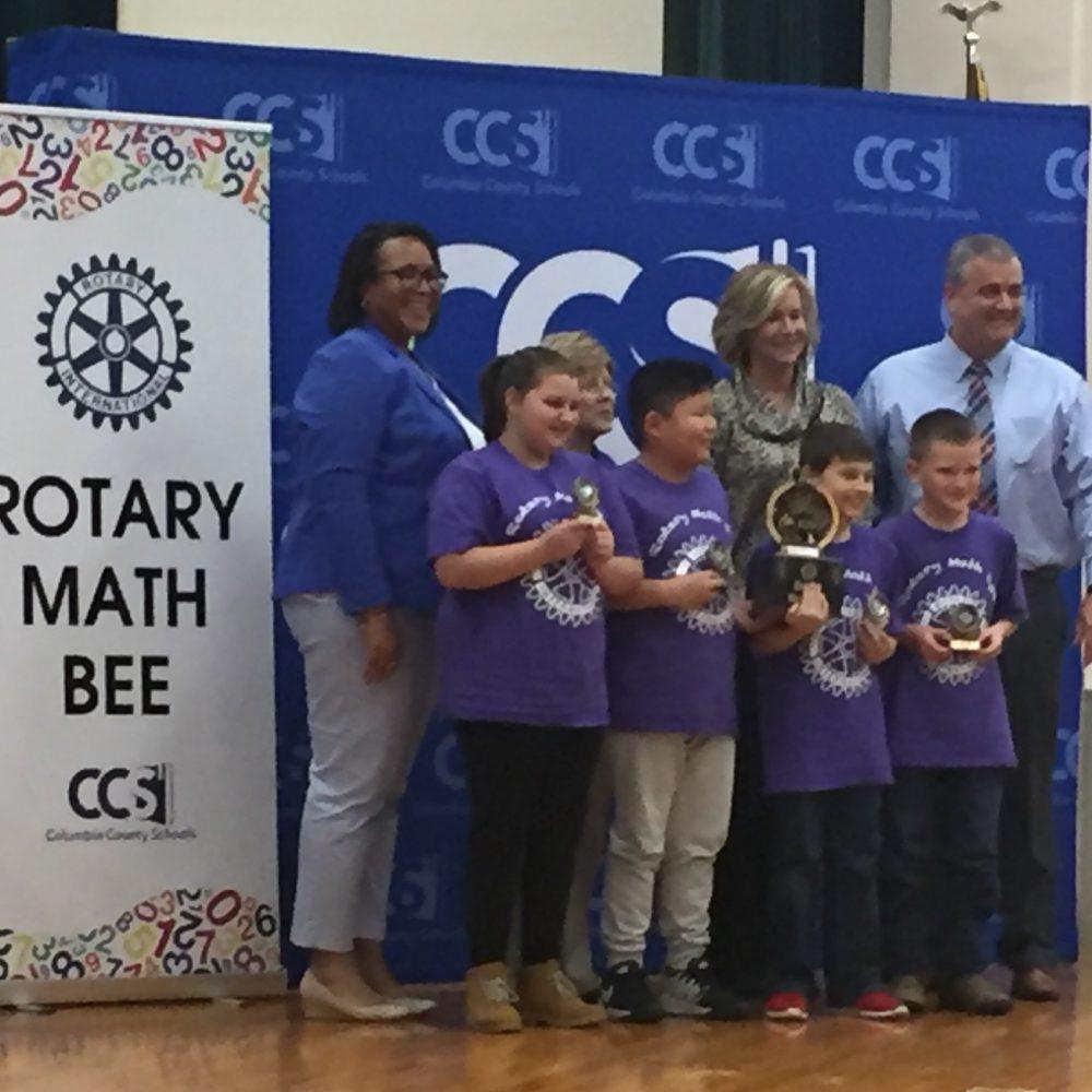 Rotary Math Bee